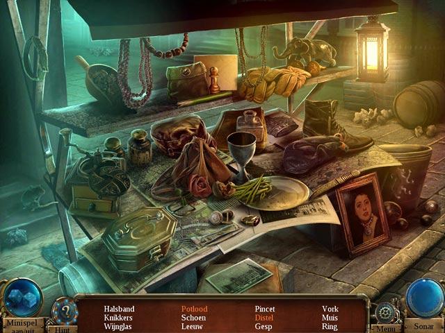 Spel Screenshot 3 Time Mysteries: Het Laatste Raadsel