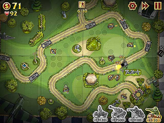 Spel Screenshot 3 Toy Defense