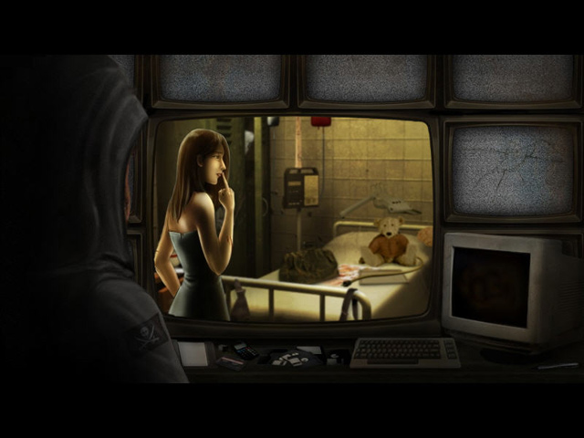 Spel Screenshot 2 Trapped: The Abduction