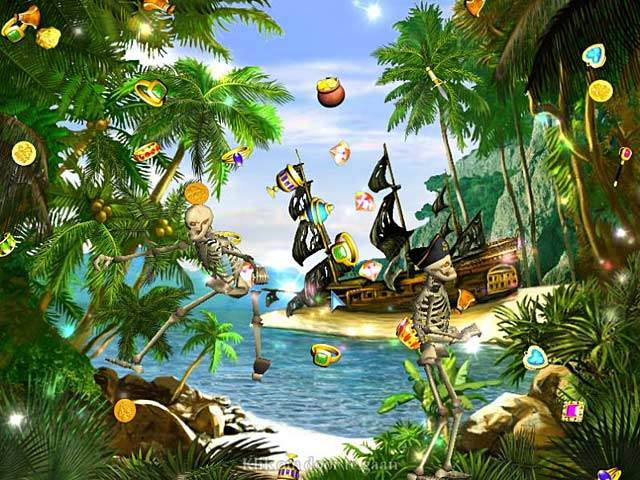 Spel Screenshot 2 Treasure Island