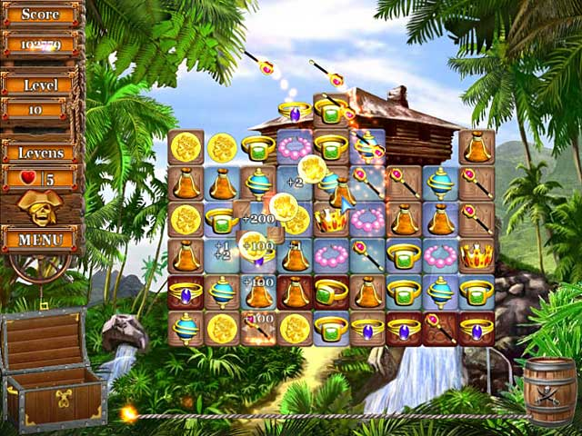 Spel Screenshot 3 Treasure Island