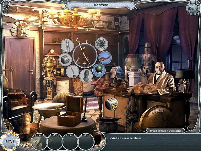 Spel Screenshot 1 Treasure Seekers: Volg de Geesten