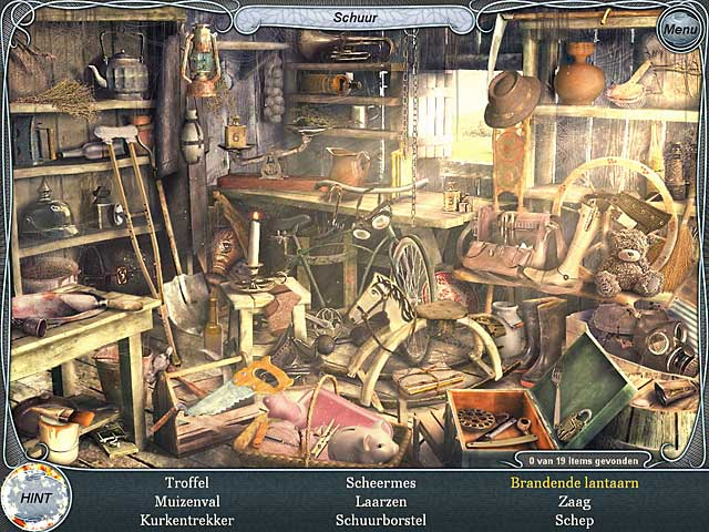 Spel Screenshot 2 Treasure Seekers: Volg de Geesten