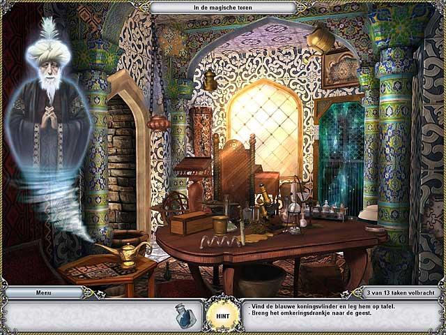Spel Screenshot 1 Treasure Seekers II: De Betoverde Schilderijen