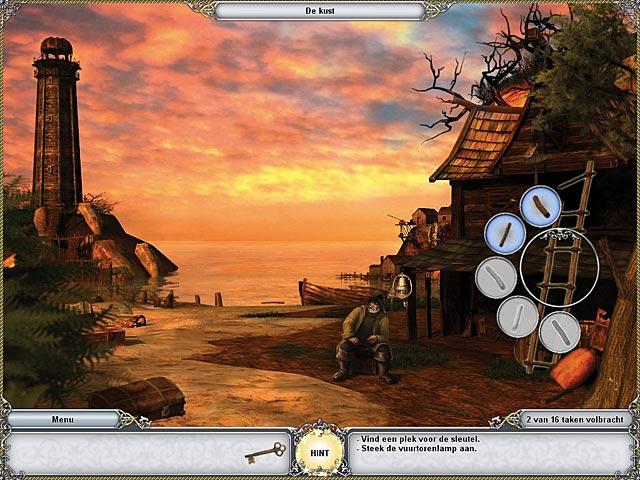 Spel Screenshot 2 Treasure Seekers II: De Betoverde Schilderijen