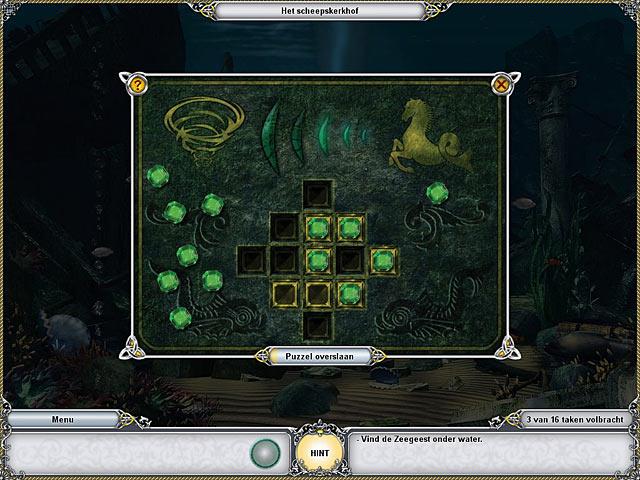 Spel Screenshot 3 Treasure Seekers II: De Betoverde Schilderijen