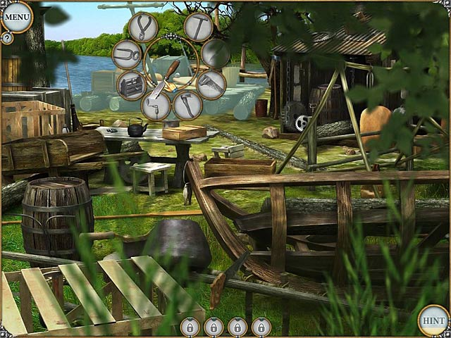 Spel Screenshot 1 Treasure Seekers: Dromen van Goud