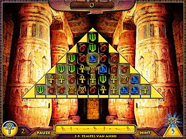 Spel Screenshot 1 Treasure Pyramid