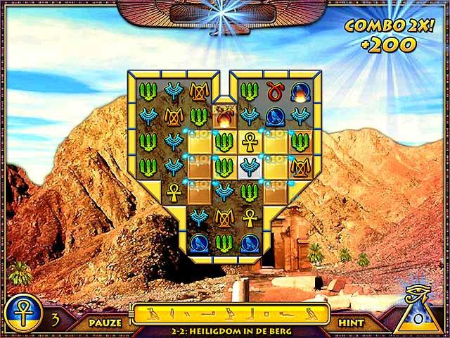 Spel Screenshot 3 Treasure Pyramid