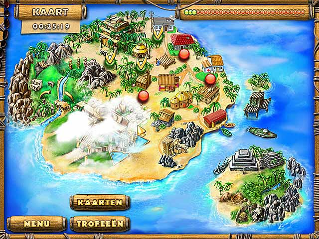 Spel Screenshot 2 The Treasures of Mystery Island
