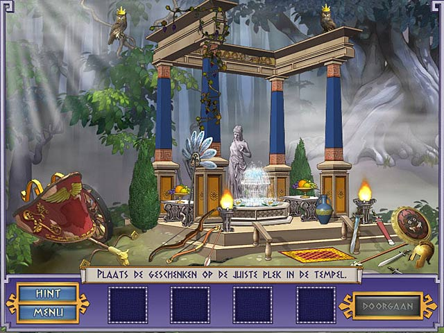 Spel Screenshot 1 Trial of the Gods: Ariadne's Reis