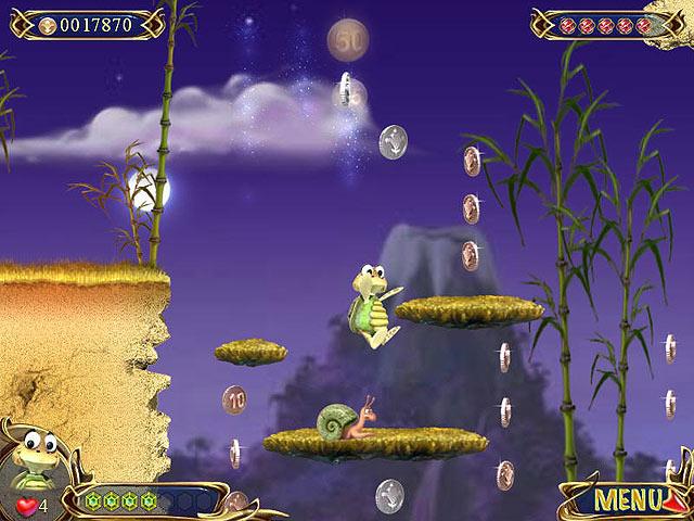 Spel Screenshot 3 Turtle Odyssey 2