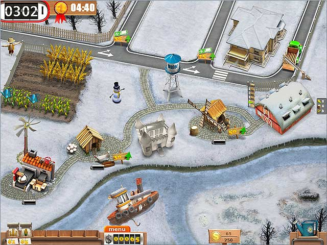 Spel Screenshot 1 TV Farm