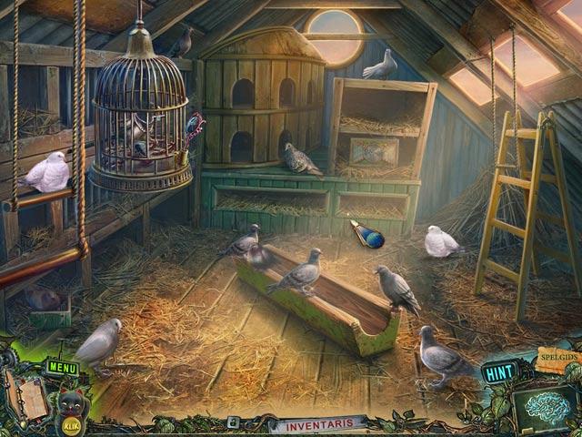 Spel Screenshot 3 Twilight Phenomena: De Kostgangers van Huis 13 Luxe Editie