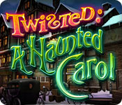Feature Screenshot Spel Twisted: A Haunted Carol