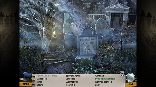 Spel Screenshot 1 Unlikely Suspects
