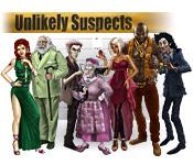 Feature Screenshot Spel Unlikely Suspects