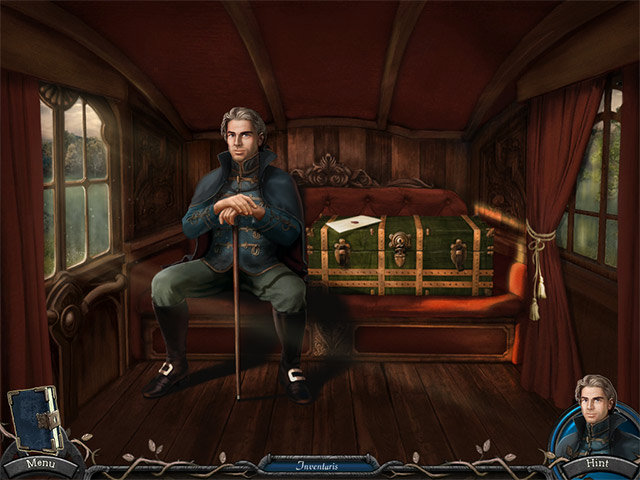 Spel Screenshot 1 Vampire Legends: Wat er Echt in Kisilova Gebeurde