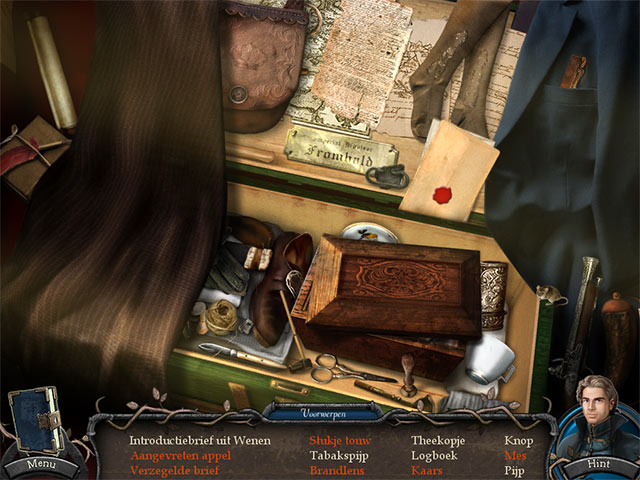 Spel Screenshot 2 Vampire Legends: Wat er Echt in Kisilova Gebeurde