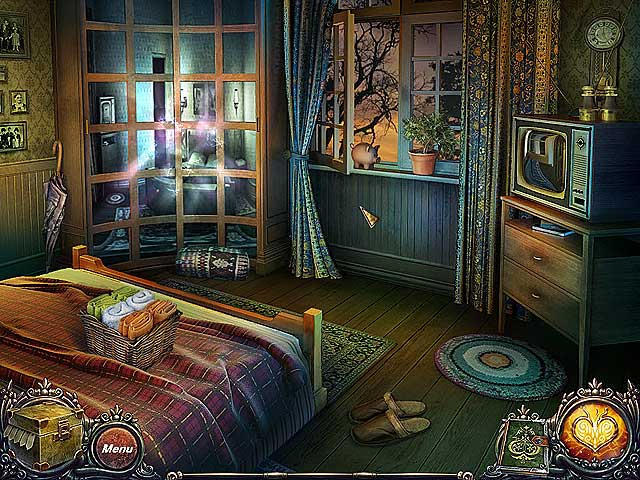 Spel Screenshot 1 Vampire Saga: De Uitbraak
