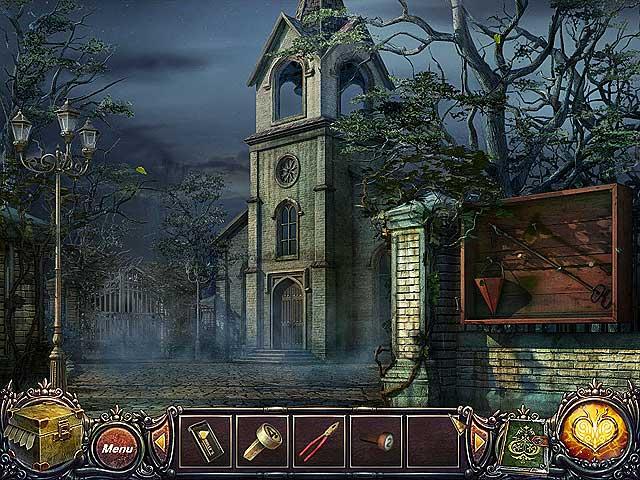 Spel Screenshot 3 Vampire Saga: De Uitbraak