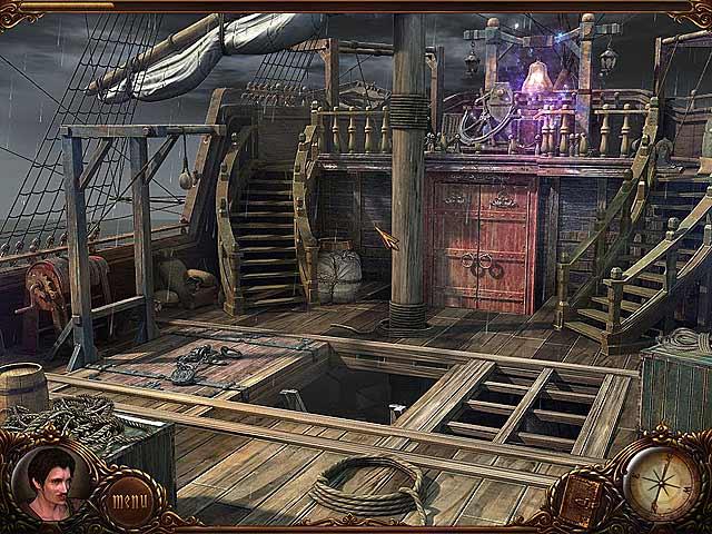 Spel Screenshot 2 Vampire Saga: Pandora's Box