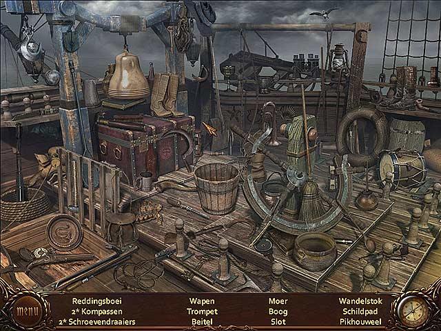 Spel Screenshot 3 Vampire Saga: Pandora's Box