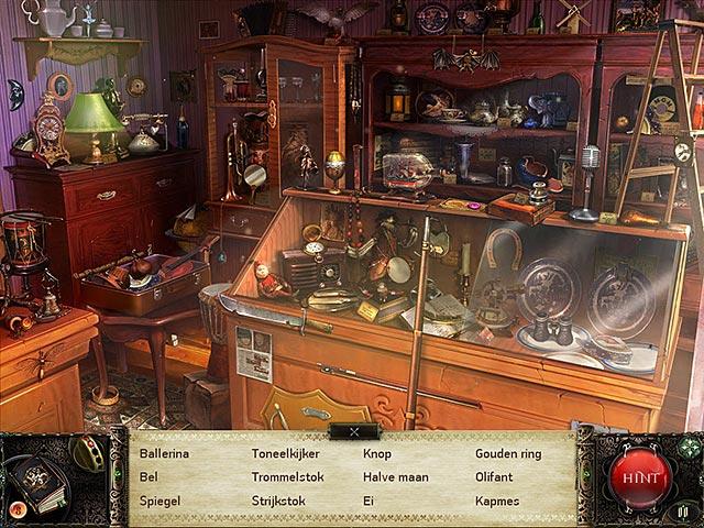Spel Screenshot 1 Vampires: Het Verhaal van Todd & Jessica
