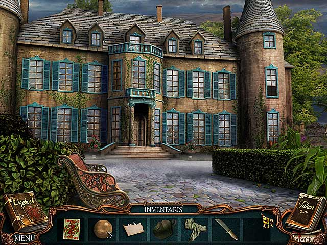 Spel Screenshot 2 Victorian Mysteries®: De Gele Kamer