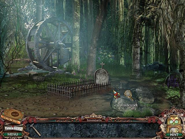 Spel Screenshot 1 Victorian Mysteries: De Vrouw in het Wit