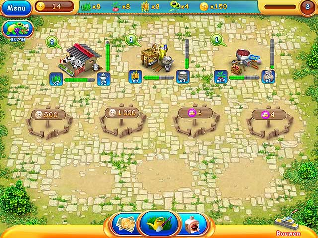 Spel Screenshot 1 Virtual Farm 2