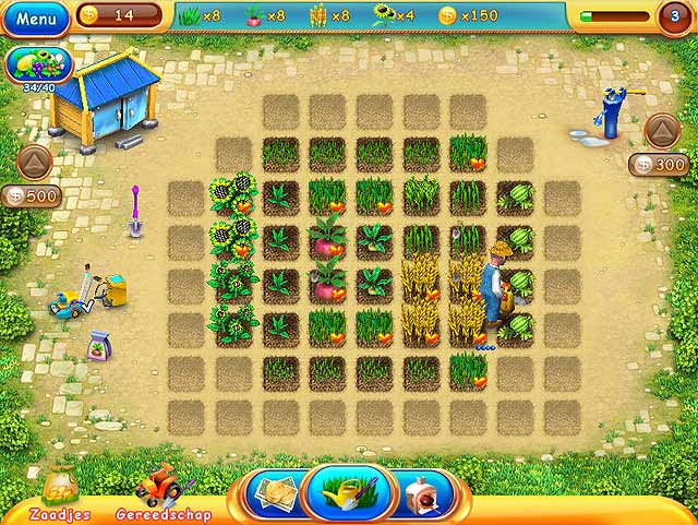 Spel Screenshot 2 Virtual Farm 2