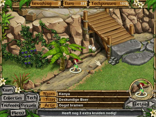 Spel Screenshot 2 Virtual Villagers 4 - The Tree of Life