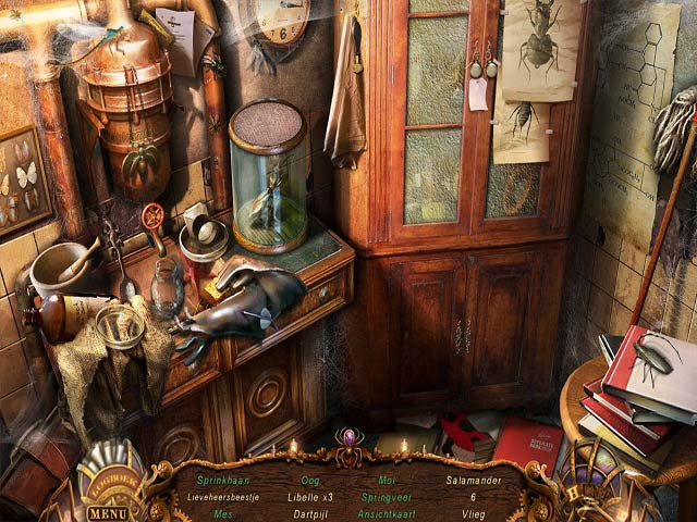 Spel Screenshot 1 Web of Deceit: Zwarte Weduwe