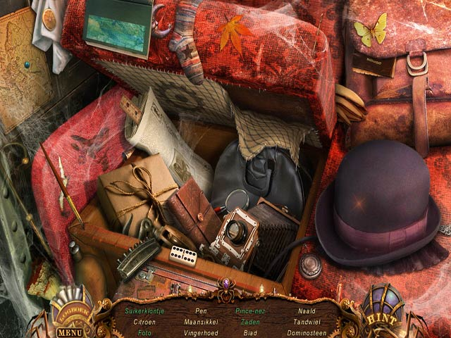 Spel Screenshot 3 Web of Deceit: Zwarte Weduwe
