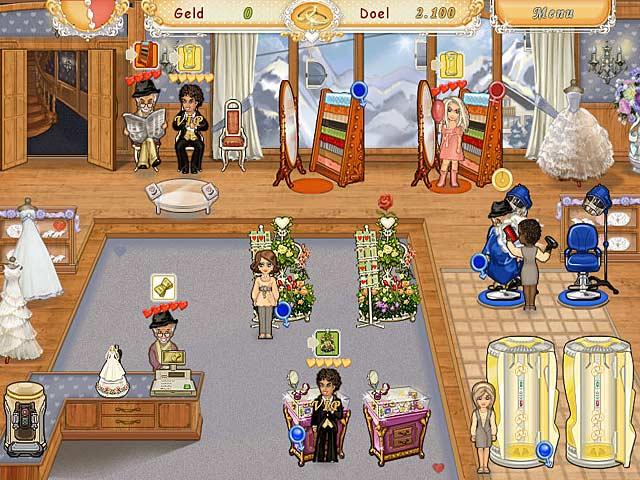 Spel Screenshot 3 Wedding Salon