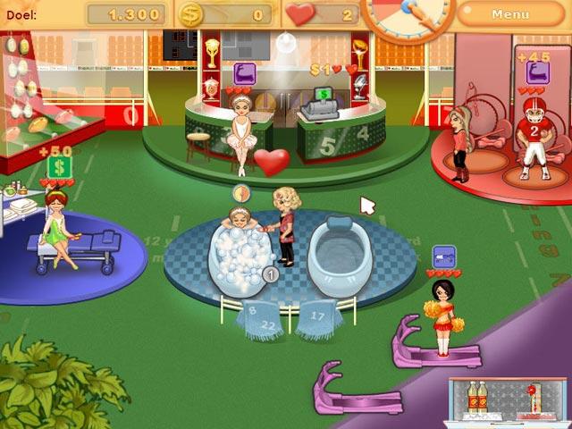 Spel Screenshot 2 Wendy's Wellness