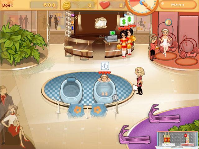 Spel Screenshot 3 Wendy's Wellness