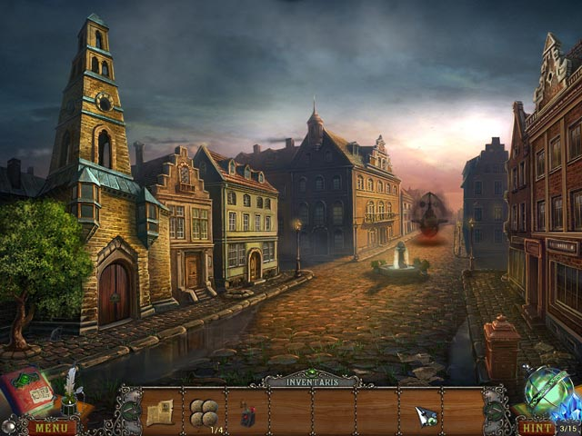 Spel Screenshot 3 Whispered Secrets: Het Tideville Mysterie