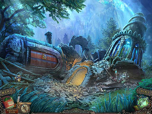 Spel Screenshot 2 Whispered Secrets: Into the Beyond Collector's Edition