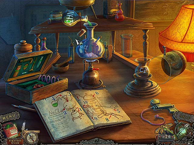 Spel Screenshot 3 Whispered Secrets: Into the Beyond Collector's Edition