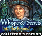 Feature Screenshot Spel Whispered Secrets: Into the Beyond Collector's Edition