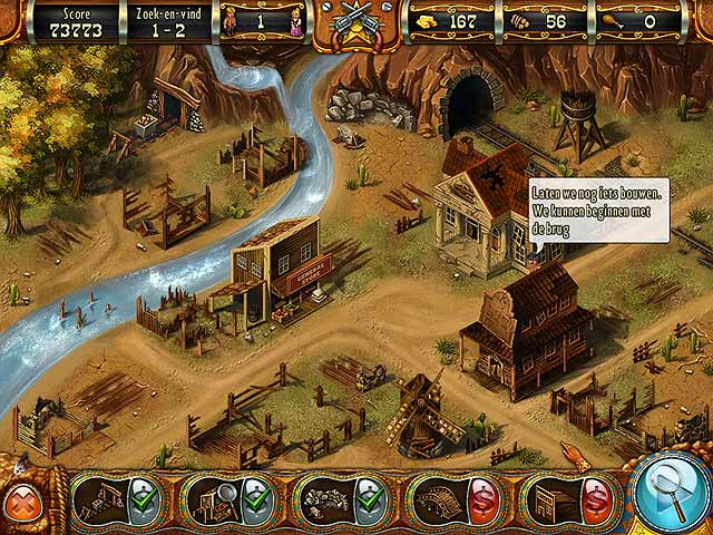 Spel Screenshot 2 Wild West Story: The Beginnings
