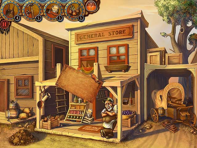 Spel Screenshot 3 Wild West Story: The Beginnings