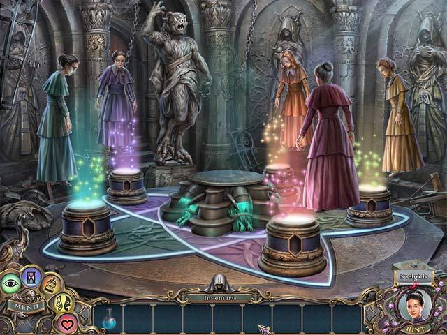 Spel Screenshot 2 Witch Hunters: Verloren Schoonheid Luxe Editie
