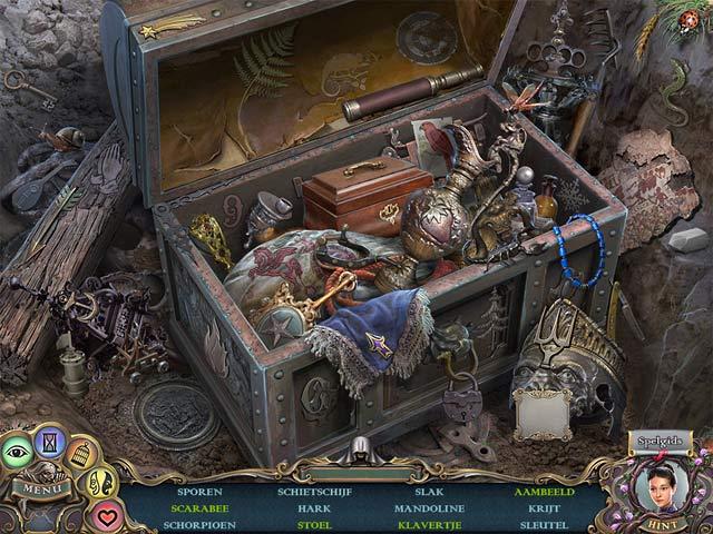 Spel Screenshot 3 Witch Hunters: Verloren Schoonheid Luxe Editie
