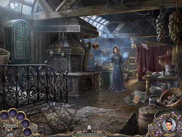 Spel Screenshot 2 Witch Hunters: Verloren Schoonheid
