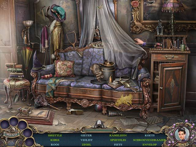 Spel Screenshot 3 Witch Hunters: Verloren Schoonheid