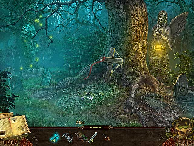 Spel Screenshot 2 Witches' Legacy: De Vloek van Charleston