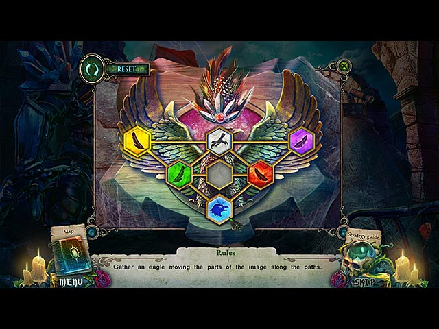 Spel Screenshot 3 Witches' Legacy: Hunter and the Hunted Collector's Edition